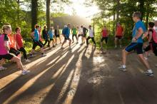 """Start To Run"" Joggen voor beginners"